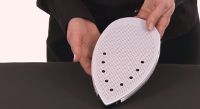 Laurastar System - How to use your protective soleplate?