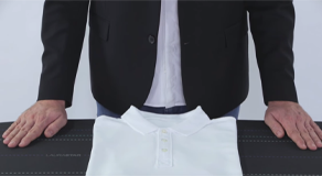 Your clothes - how to fold them?
